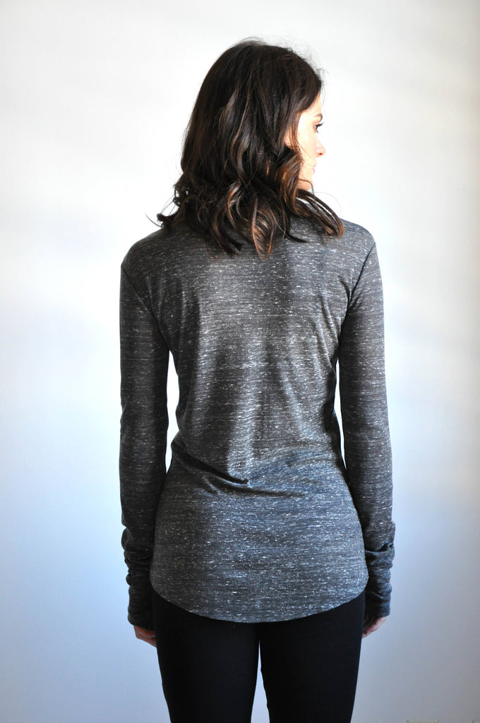 Ser 2.0 Longsleeve - HEATHER LITE [LIMITED EDITION] (1720095309896)