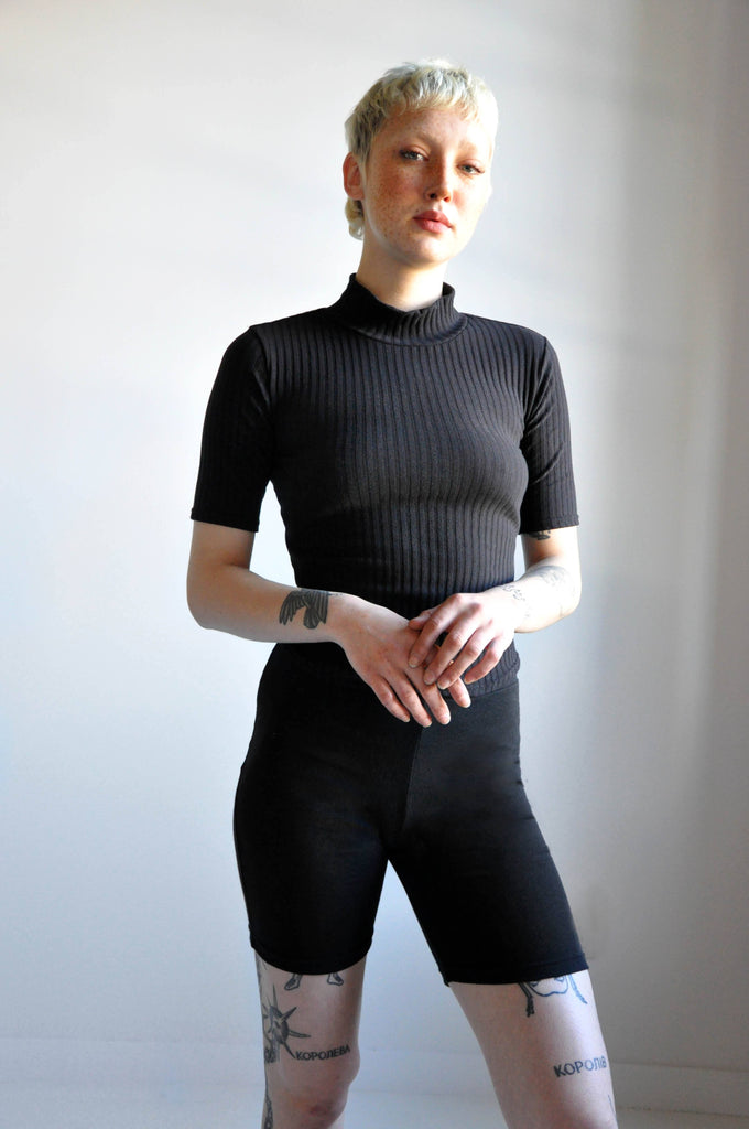Vivian Top - BLACK - NOCTEX - BUY NOW PAY LATER