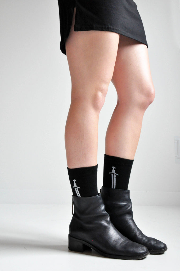 DAGGER SOCKS - NOCTEX - BUY NOW PAY LATER (3568515907656)