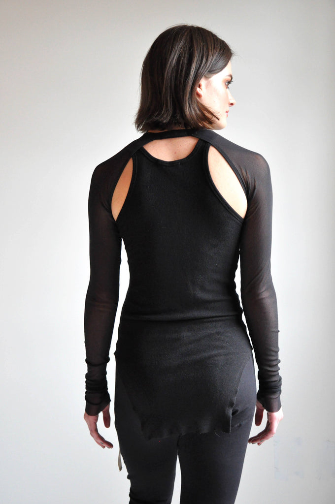 AYLA SHRUG - MESH - NOCTEX - BUY NOW PAY LATER (3537139007560)