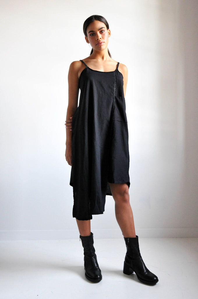 HAYLEY LINEN DRESS