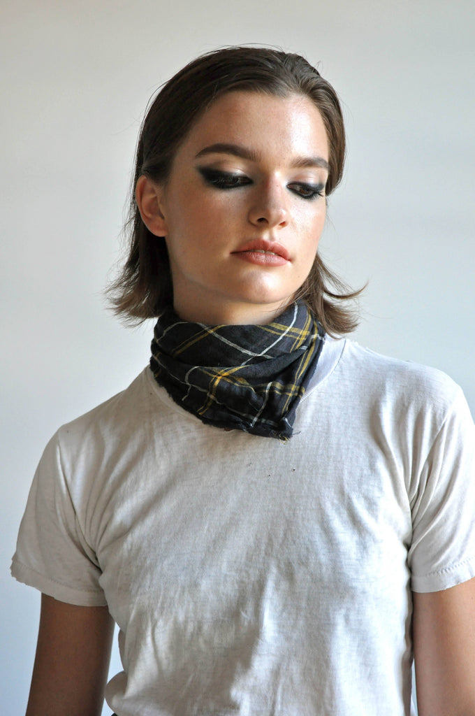 PLAID BANDANA (4448096452680)