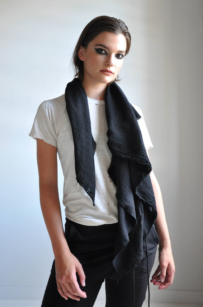 GAUZE SCARF - NOCTEX - BUY NOW PAY LATER (4164243095624)