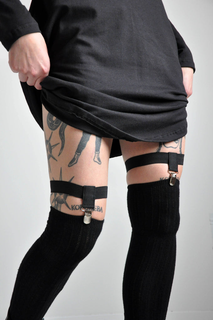 SINGLE GARTERS - *SLIP PROOF* - NOCTEX - BUY NOW PAY LATER (1647414509640)