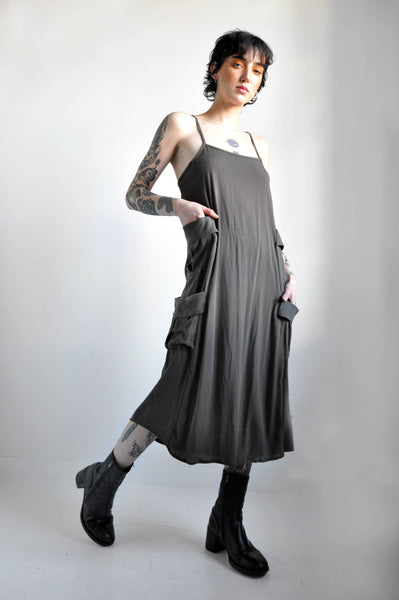 CARGO DRESS - [LIMITED] - NOCTEX - BUY NOW PAY LATER (4437858779208)