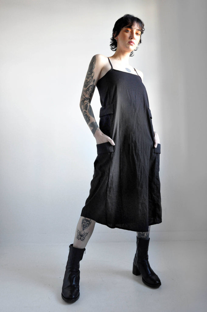CARGO DRESS - NOCTEX - BUY NOW PAY LATER (4369694195784)