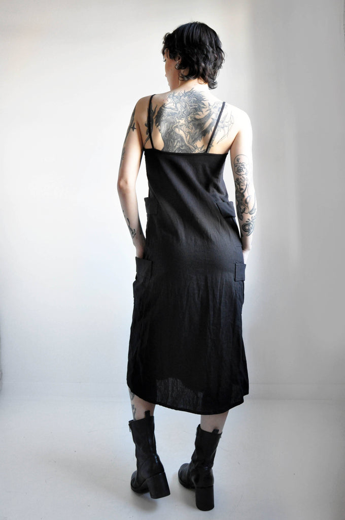 CARGO DRESS - NOCTEX - BUY NOW PAY LATER