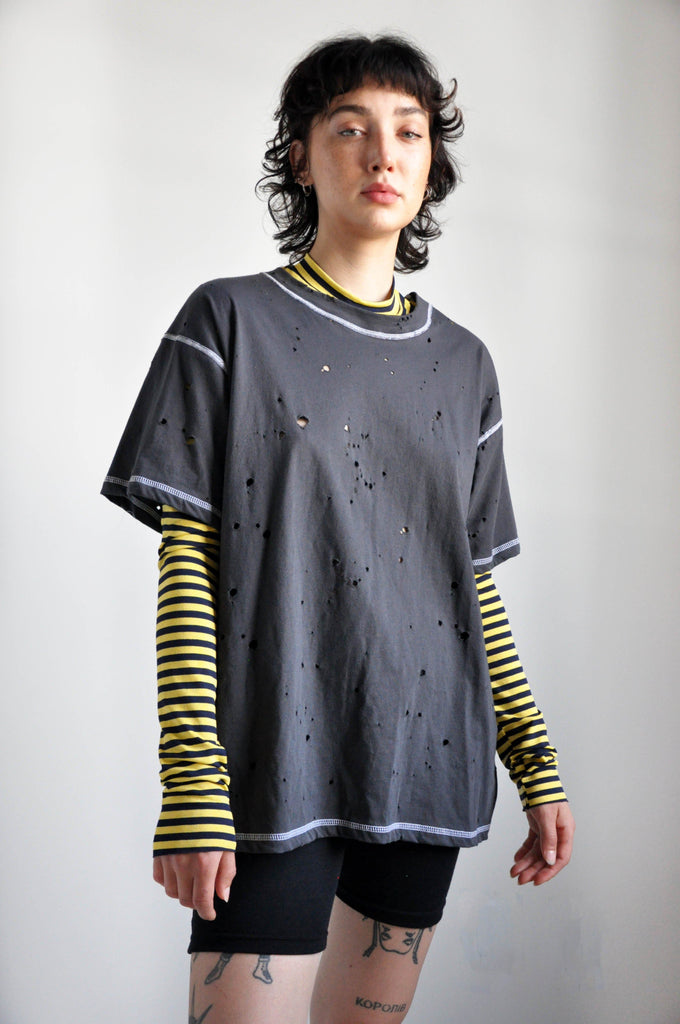 AYLA SHRUG - BUMBLEBEE - NOCTEX - BUY NOW PAY LATER