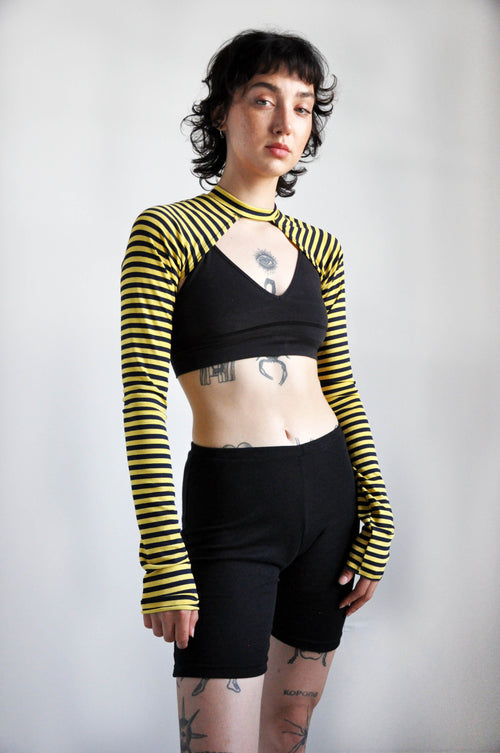 AYLA SHRUG - BUMBLEBEE - NOCTEX - BUY NOW PAY LATER (5249527382172)