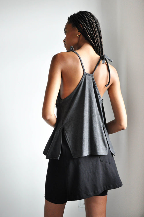 REVERSE TANK - GREY - NOCTEX - BUY NOW PAY LATER