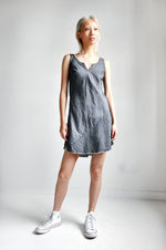 BIAS MINI DRESS - DENIM - NOCTEX - BUY NOW PAY LATER