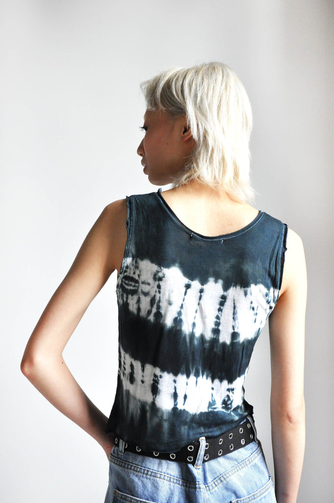TIE DYE TANK TOP [LIMITED] - NOCTEX - BUY NOW PAY LATER