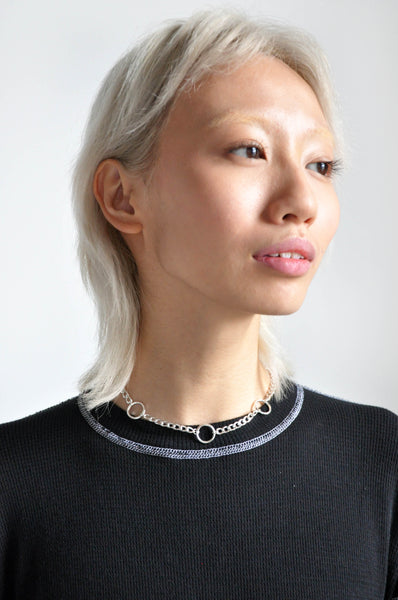 MINI CIRCLES CHOKER - NOCTEX - BUY NOW PAY LATER