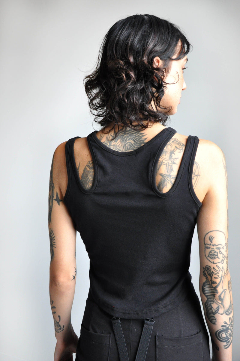TESSERA TANK TOP - Shop Noctex (5556730560668)