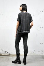 Soft Brushed - Flatlock Tee - NOCTEX - BUY NOW PAY LATER (6084796842179)