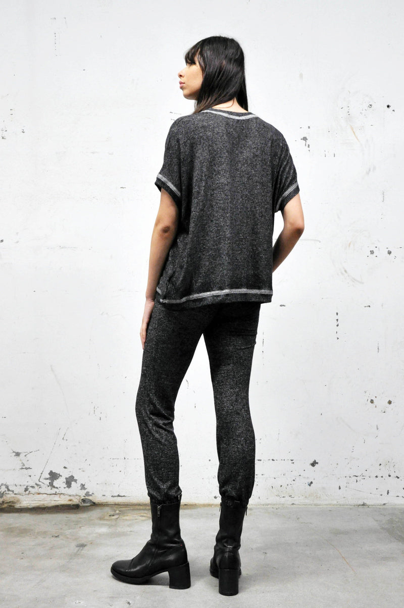 Soft Brushed - Flatlock Tee - Shop Noctex