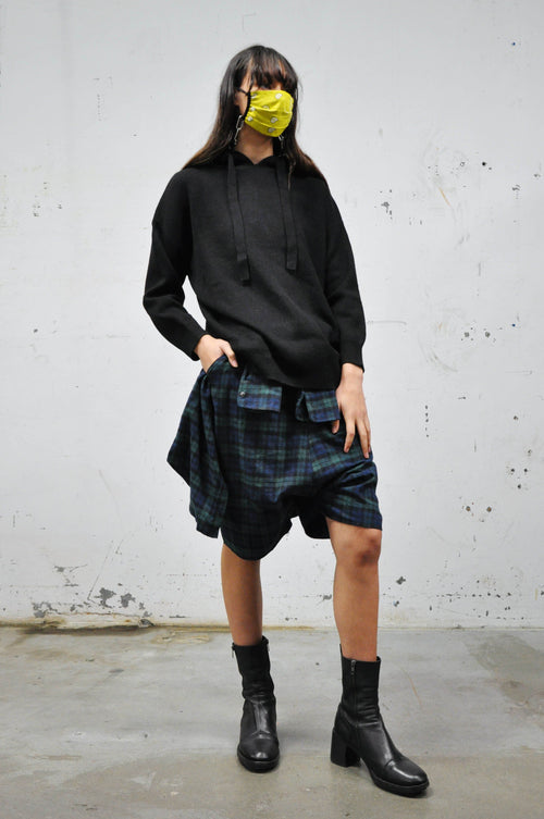 Plaid Boyfriend Shorts - NOCTEX - BUY NOW PAY LATER