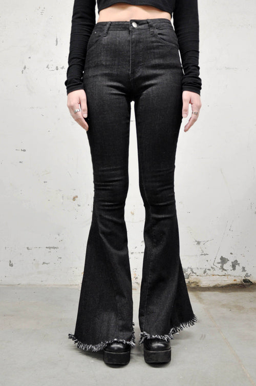 SIP6106A BLACK DENIM (6055716159683)
