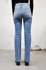 True Vintage High Rise Jeans - NOCTEX - BUY NOW PAY LATER (6084755423427)