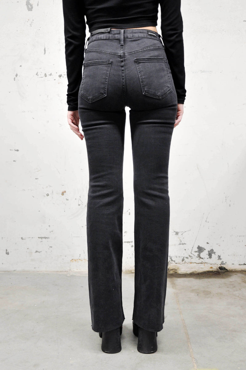 High Rise Daily Flare Jeans - Shop Noctex