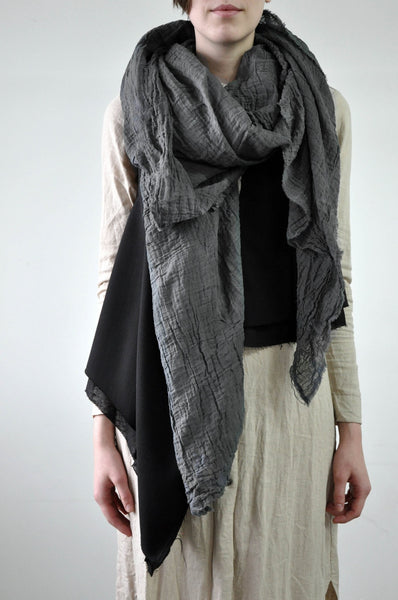 Watershed Scarf - Silver