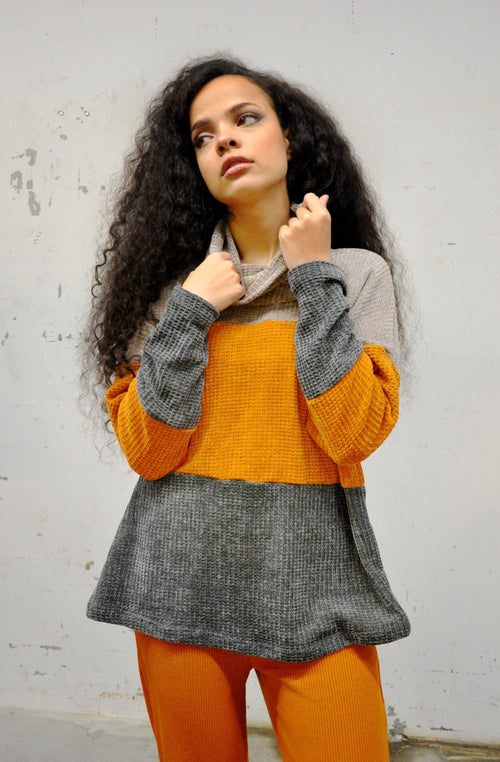 Sunrise Chenille Sweater - Shop Noctex