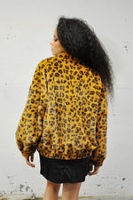 Miami Leopard Zip Up Jacket - NOCTEX - BUY NOW PAY LATER (6128197042371)