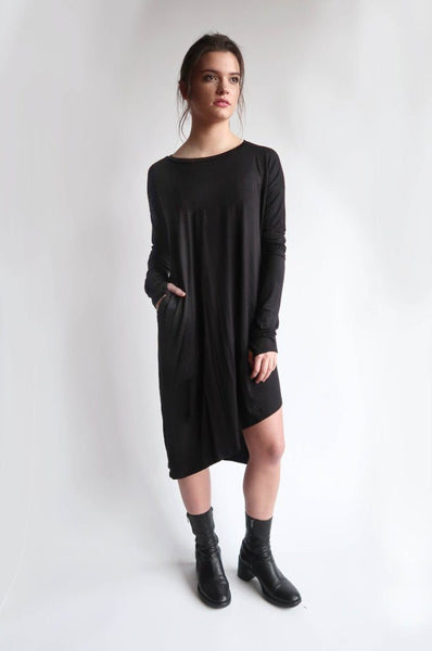 Sliver Longsleeve Tunic - NOCTEX - BUY NOW PAY LATER (591819210782)