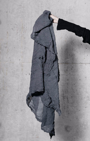 Watershed Scarf - Ash Grey