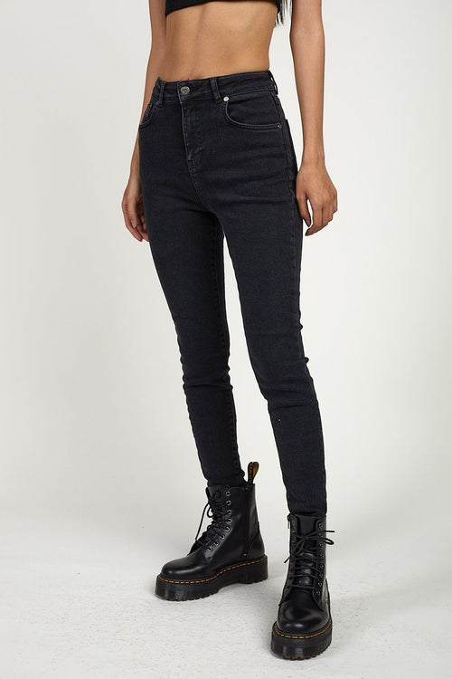 VAPOUR JEAN DENIM - CHARCOAL - NOCTEX - BUY NOW PAY LATER (6055747485891)