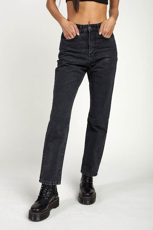 COUGAR JEAN DENIM - CHARCOAL - NOCTEX - BUY NOW PAY LATER (6055722746051)