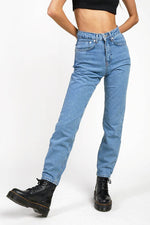 COUGAR JEAN DENIM - LIGHT BLUE - Shop Noctex
