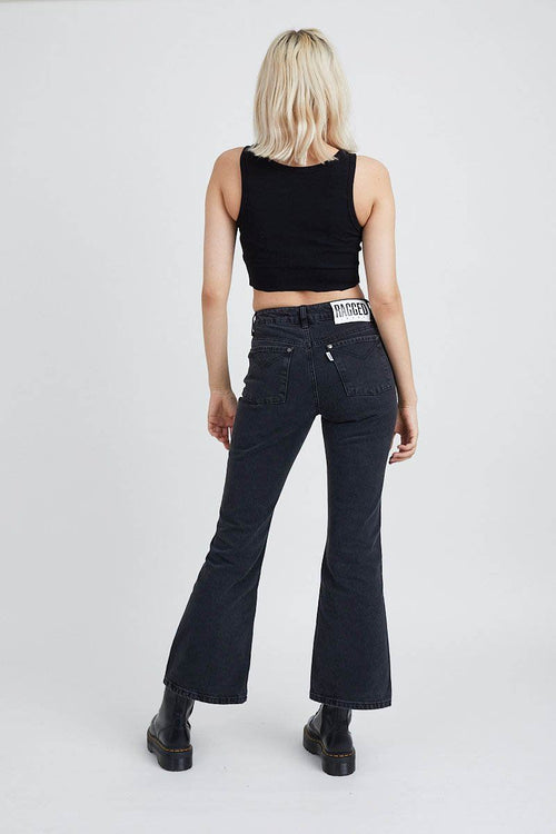 DAKOTA JEAN DENIM - CHARCOAL - NOCTEX - BUY NOW PAY LATER