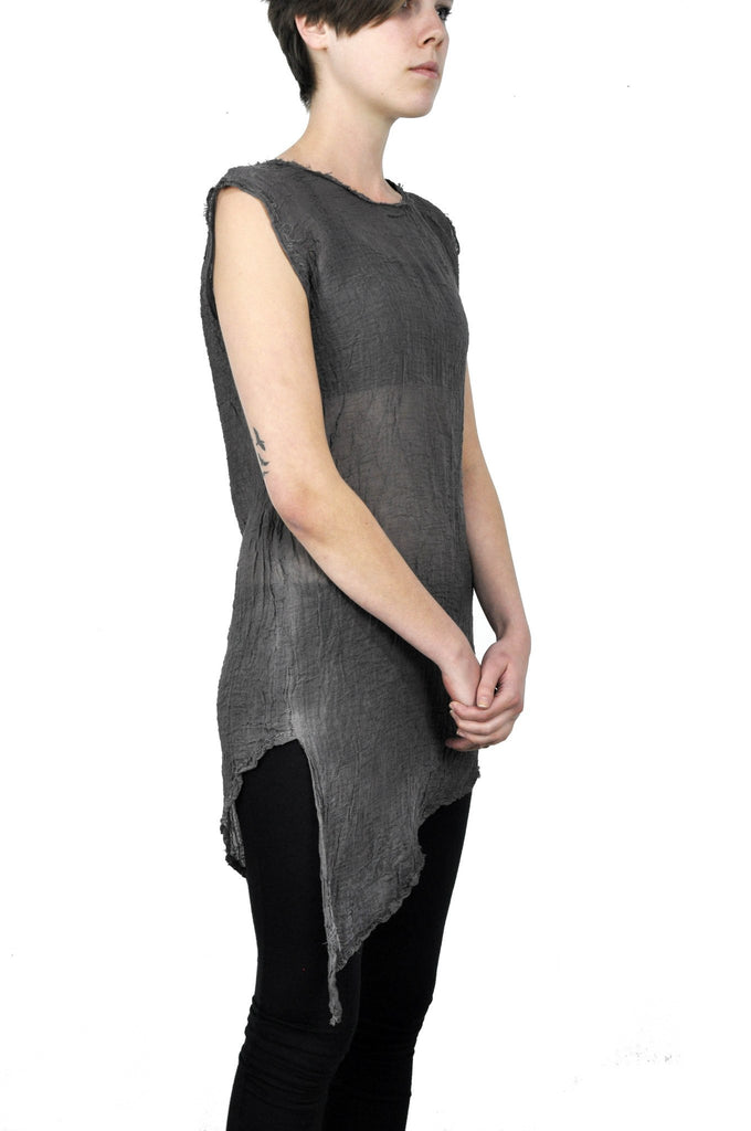 Watershed Asymmetric Tank - Grey