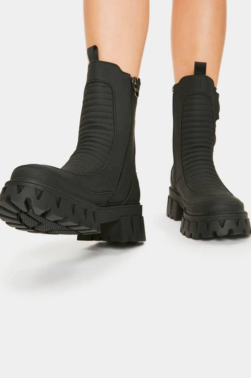 VADER BOOTS [PRE ORDER] - NOCTEX - BUY NOW PAY LATER