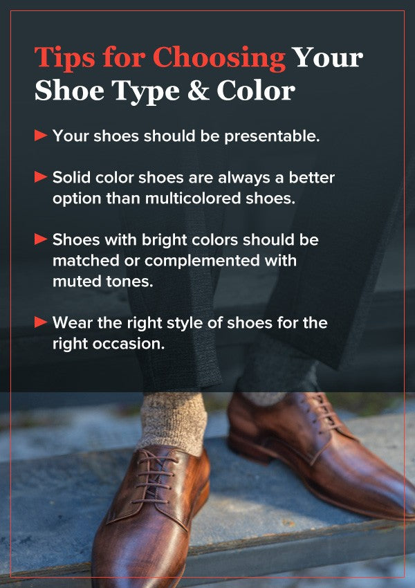 Tips for Matching Your Shoes with Your Outfit