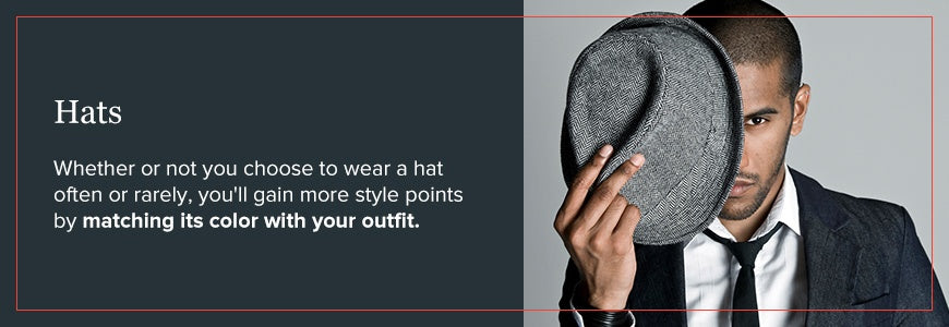 How to Match a Hat with Your Outfit