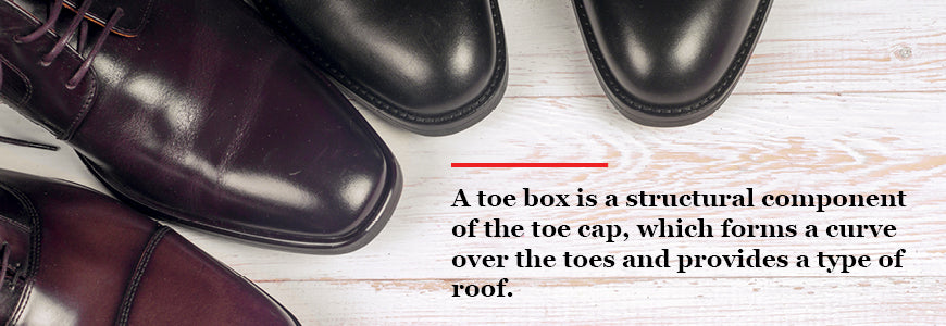 Description of a Toe Box