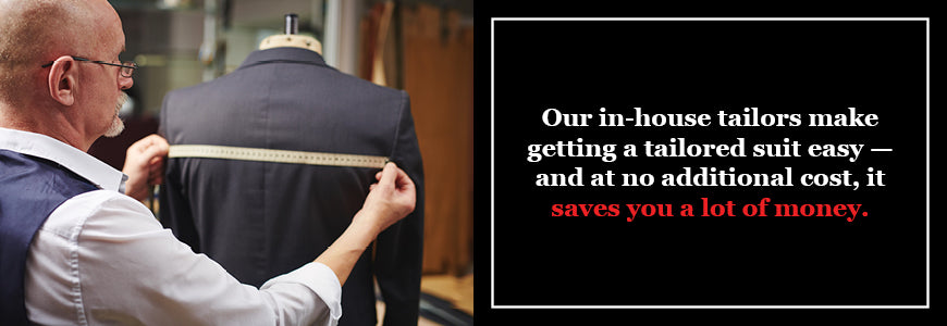 Penner's In-House Tailors Save You Money