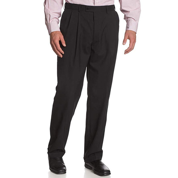 100% Italian Wool Pleated Pants (M5857 Pleats)