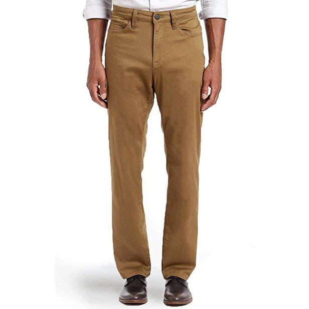 34 HERITAGE - (1118-22045) - Charisma Big & Tall - (Khaki Twill)
