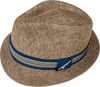 Carlos Santana Brown Hat