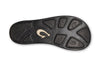 OluKai - (A1122) HIAPO (Lava Rock) Leather Beach Sandal