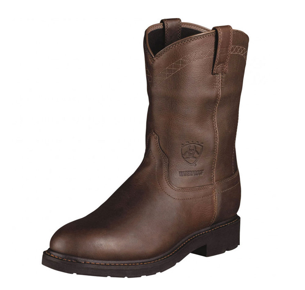 Ariat - (A1803) Sierra H20 Work Boot (Brown)