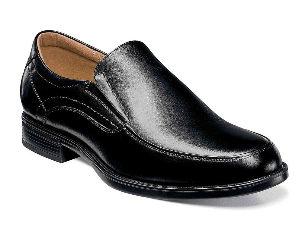 FLORSHEIM - (C2531) Midtown Mock Toe Slip On (Black)