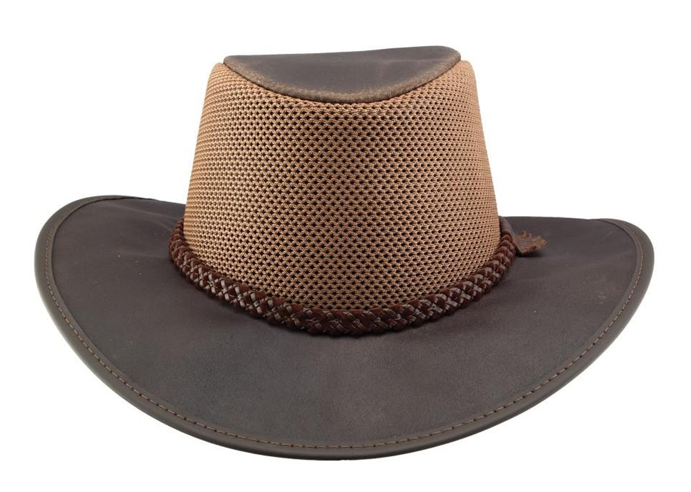 HEAD N HOME HATS - Sol Air - BREEZE (Chocolate)