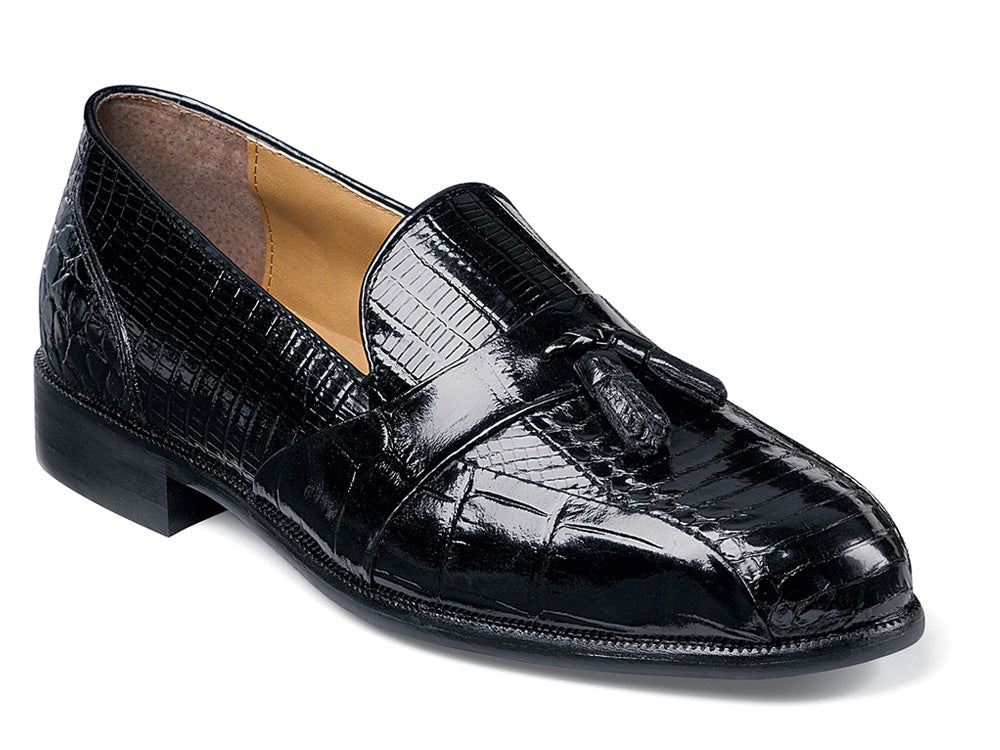 STACY ADAMS - (C3260) Alberto (Black)