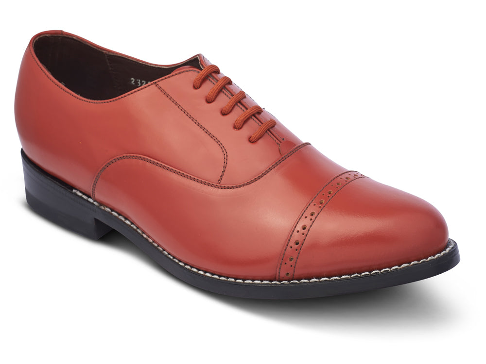 STACY PENNER - Tangerine Cap Toe (A1237)