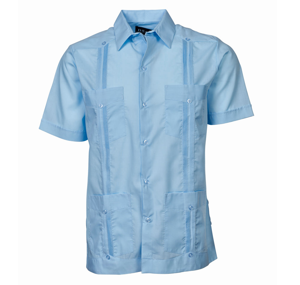 TRADITIONAL Guayabera - (2267SS) Short Sleeve