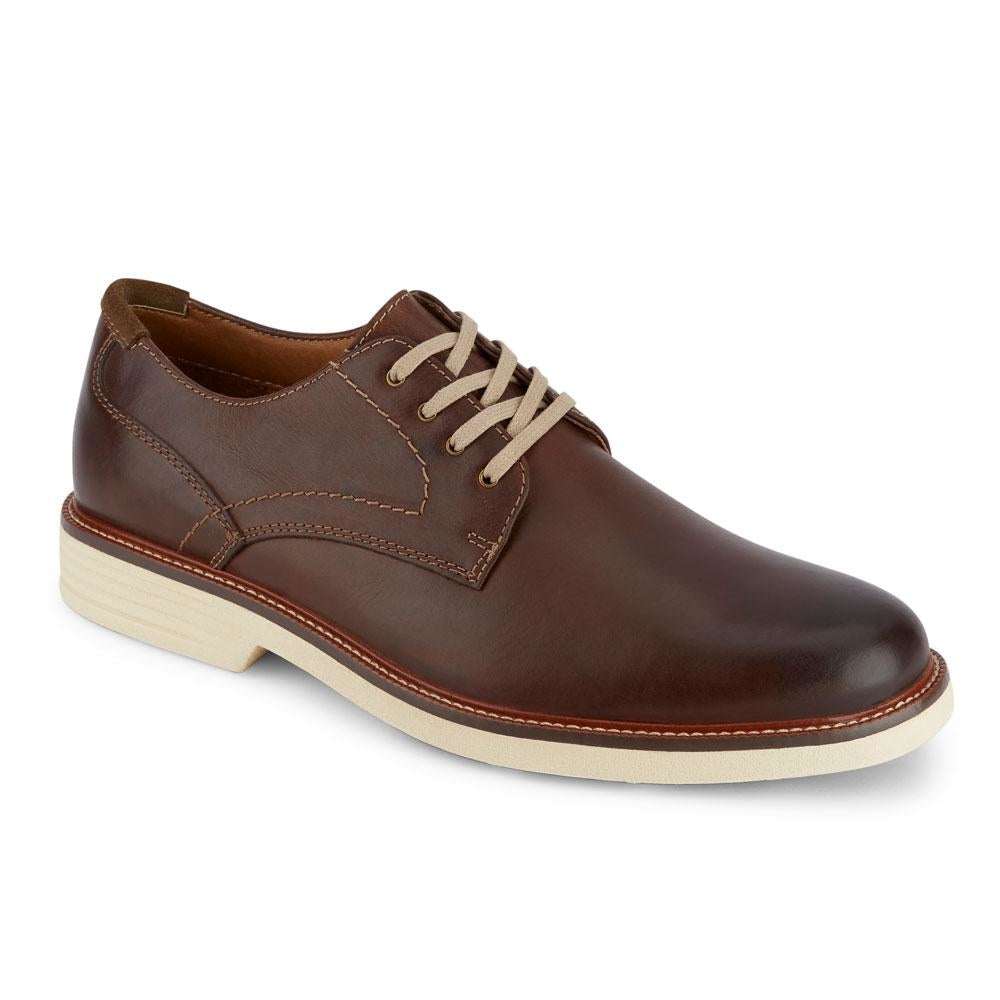 DOCKERS  - (A1700) Parkway Casual Oxford  (Red Brown)